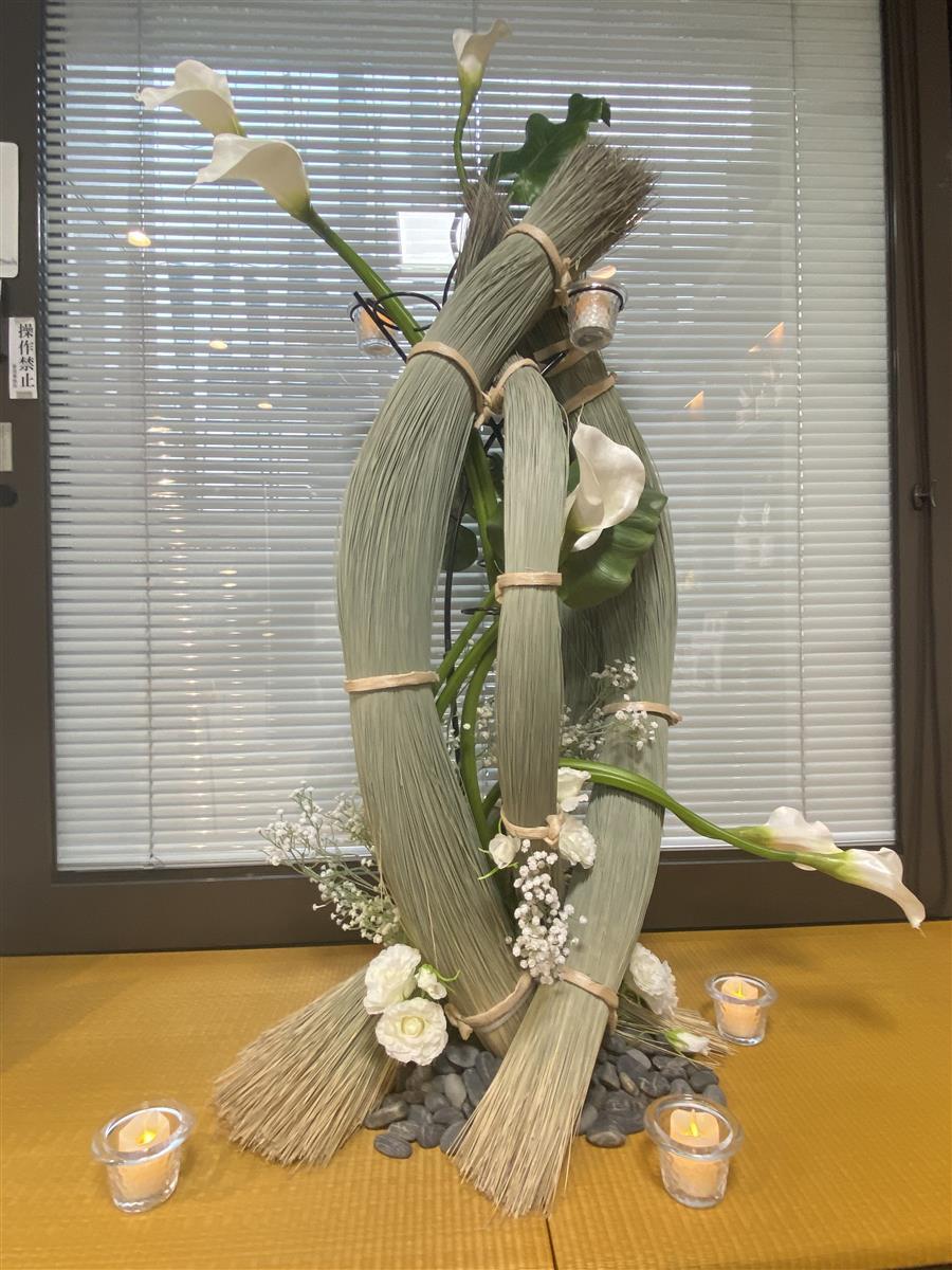 いぐさ×熊本の花